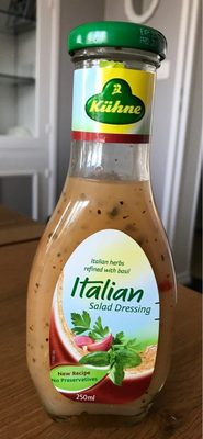 Dressing salade a l'italienne - Producto