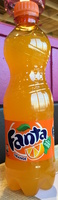 Fanta, soda, orange - Product