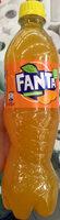 Fanta orange - Producto - es