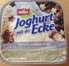 Joghurt mit der Ecke Knusper Schoko Stars - Produkt