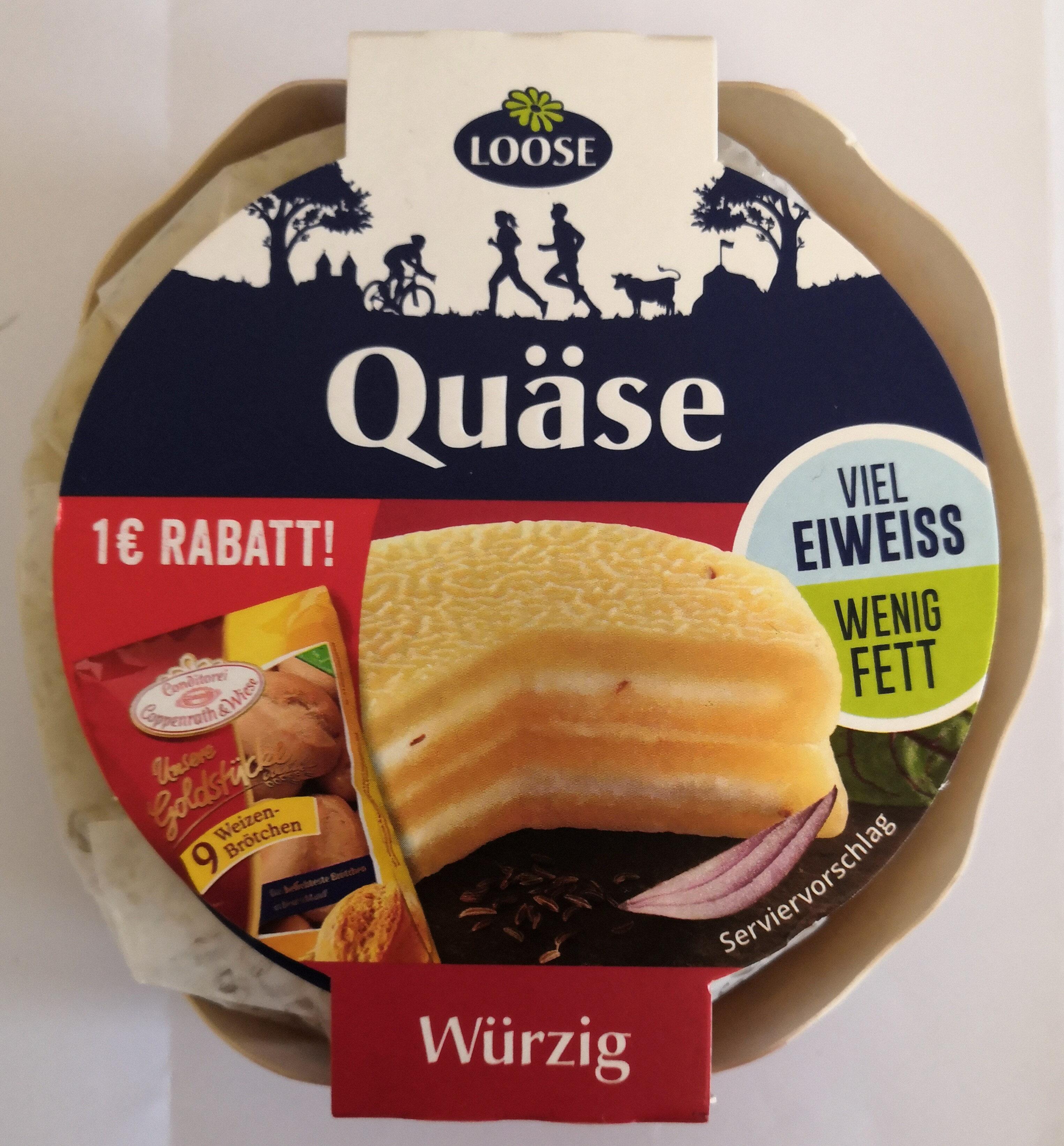 Loose Quäse Würzig - Product - de