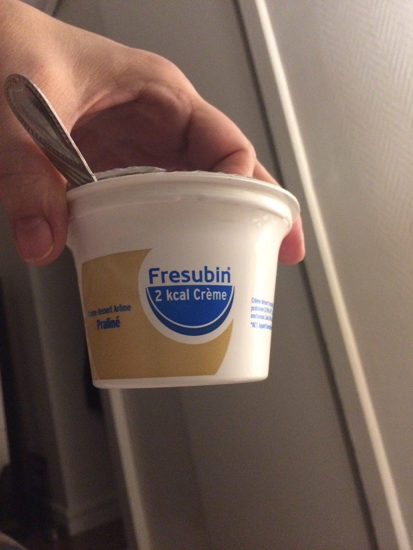 Fresubin crème praliné - Product - fr