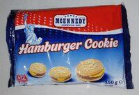 Hamburger Cookie - Product - fr