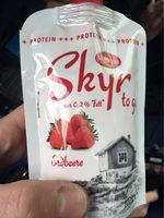 Milbona Skyr To Go Joghurterzeugnis Mit Erdbeeren - Produto - de