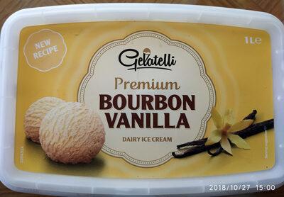Bourbon vanilla glace Lidl - Prodotto - it