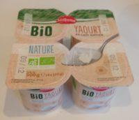 Bio Yaourt Nature - Produit - fr