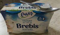 Yaourt au lait de Brebis nature - Product - fr