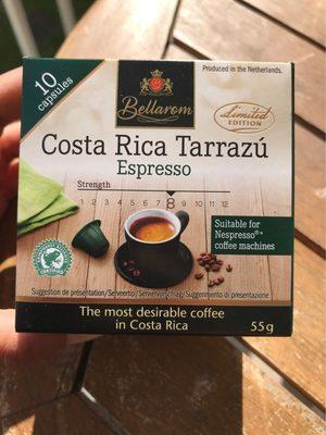 Costa Rica Tarrazú Espresso - Produit - fr