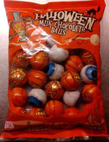 Halloween milk chocolate balls - Product