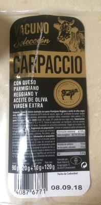 Carpaccio - 1