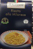Risotte alla milanese - Producte