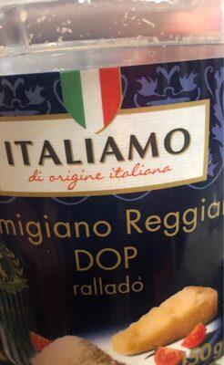 Parmigiano reggiano rallado