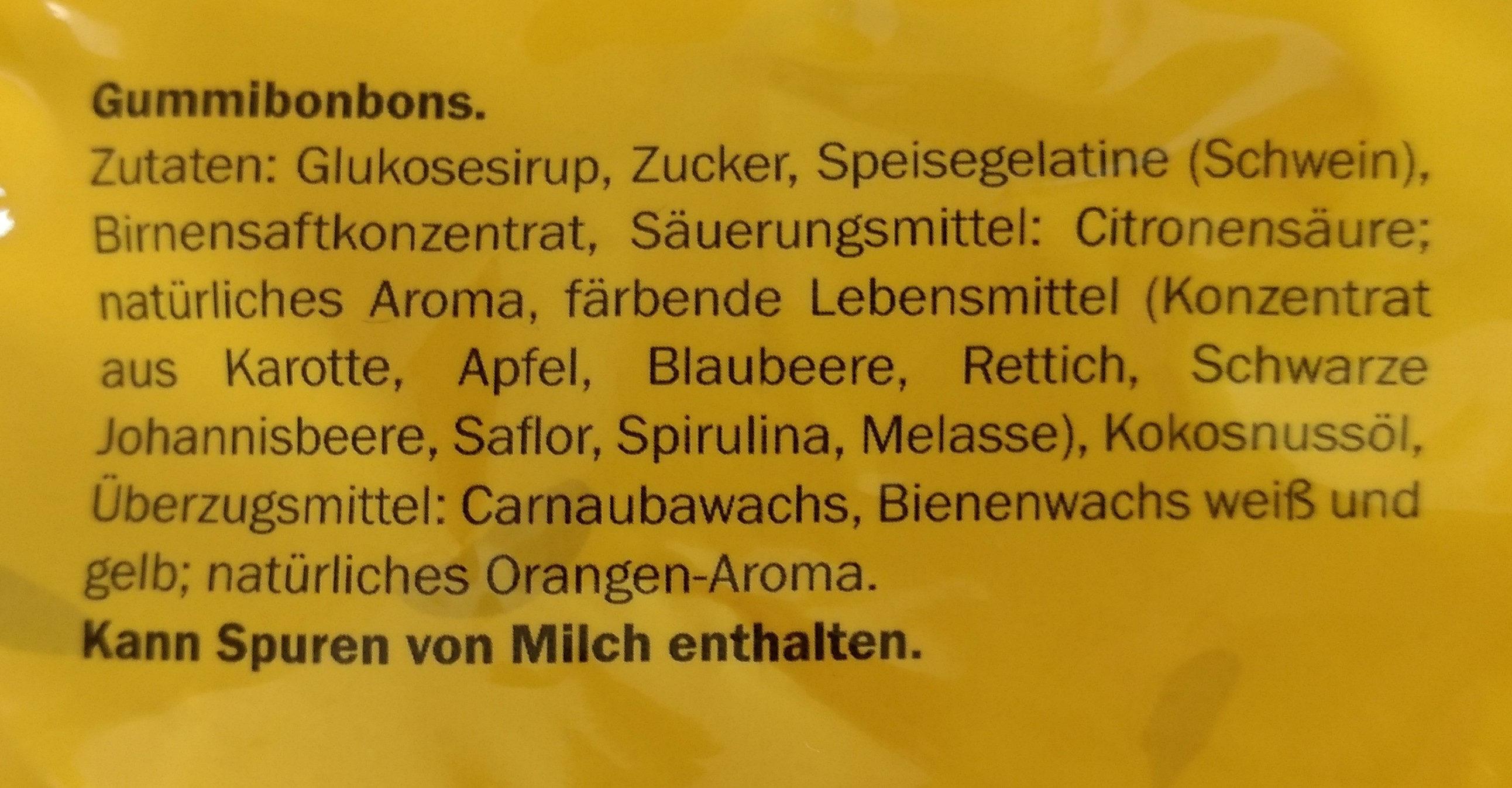 Juicys - Ingredienti - de