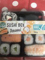 Sushi Box Izumi - Produit - de