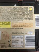 Sushi Box Izumi - Informations nutritionnelles - de