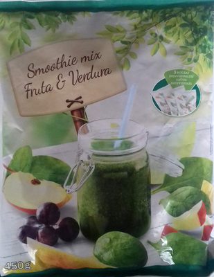 Smoothie mix Fruta & Verdura - Produkt - es