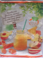 Smoothie mix Zanahoria, manzana, melocotón, piña y calabaza - Product
