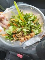 Buddha Bowl saumon fumé - Product - fr