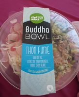 Buddha bowl thon fumé - Produit - fr