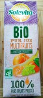 Pur jus multifruits bio - Product - fr