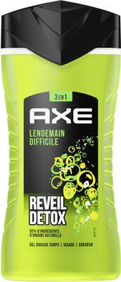 AXE Gel Douche Homme 3en1 Lendemain Difficile Réveil Détox - Prodotto - fr