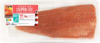 Filet de Saumon ASC Frais - Produit - fr