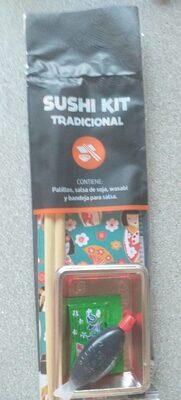 Sushi kit tradicional - Produit - es