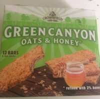 Green Canyon Oats & Honey - Product