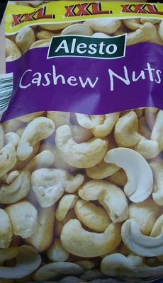 Cashew Nuts noix de cajou - Ingredients - fr