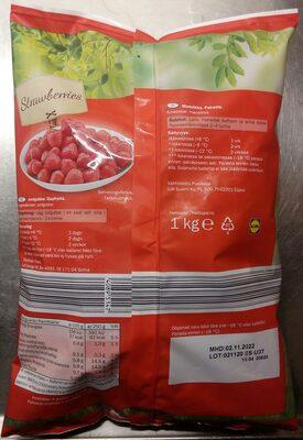 Lidl Strawberries - 2