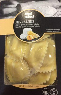 Mezzalune - Producte