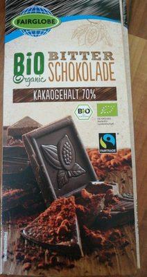 chocolat noir Bio 70% de cacao - Produkt - de