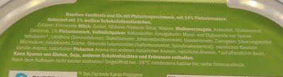 Gelatell - Ingredients