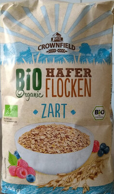 Bio Hafer Flocken zart - Product - de