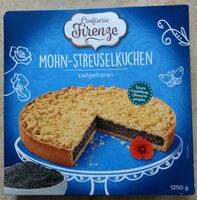 Mohnstreuselkuchen - Product - de