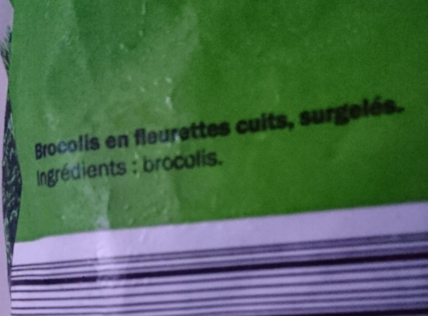 Brocolis - Ingrédients - fr
