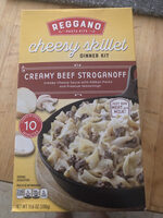 Cheesy Skillet Dinner Kit - Produit