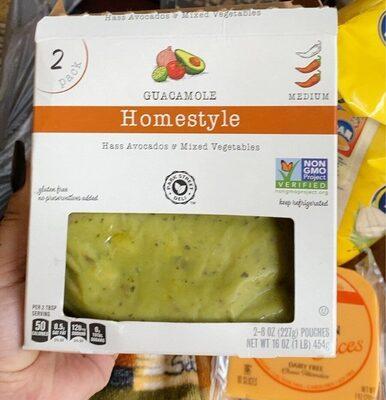 Homestyle guacamole - Product - en