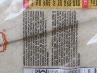 pueblo lindo flour tortillas - Ingredients - en