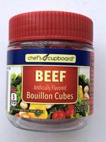 Beef Bouillon Cubes - Produit