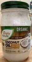 Coconut oil - Sản phẩm - en