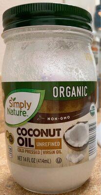 Coconut oil - Sản phẩm