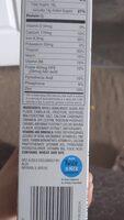 cinnamon crunch squares - Ingrediënten - en