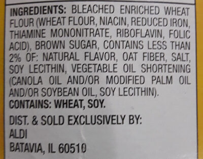 Sugar cones - Ingredients - en