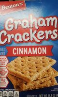 Graham Crackers Cinnamon - Product - en