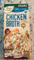 Organic Chicken Broth - Product - en