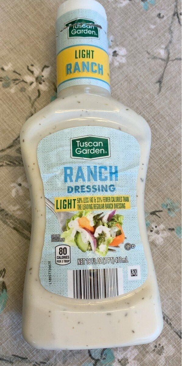 Tuscan Garden Ranch Dressing - Product - en