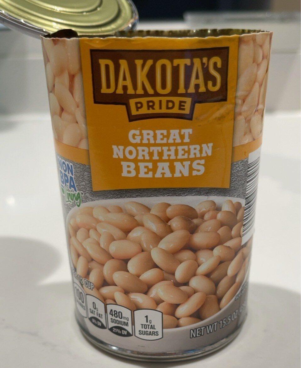 Great northen beans - Produit - en