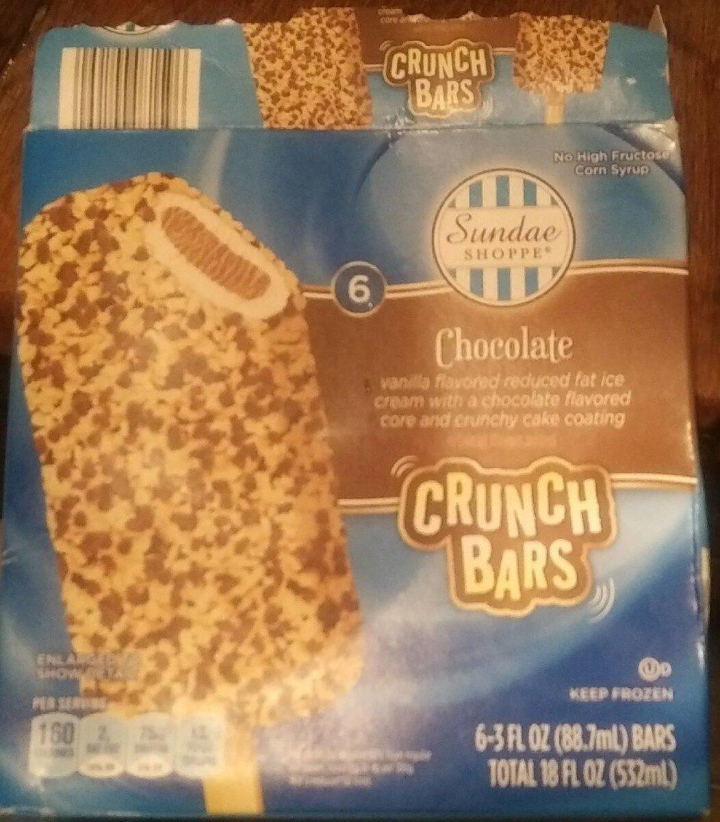 Chocolate Crunch Bars - Product - en