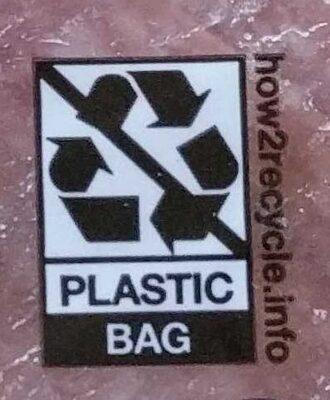 Hard salami - Istruzioni per il riciclaggio e/o informazioni sull'imballaggio - en